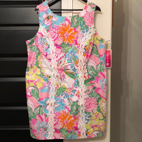 Plus Size Lilly Pulitzer AT TARGET Shift Dress NWT